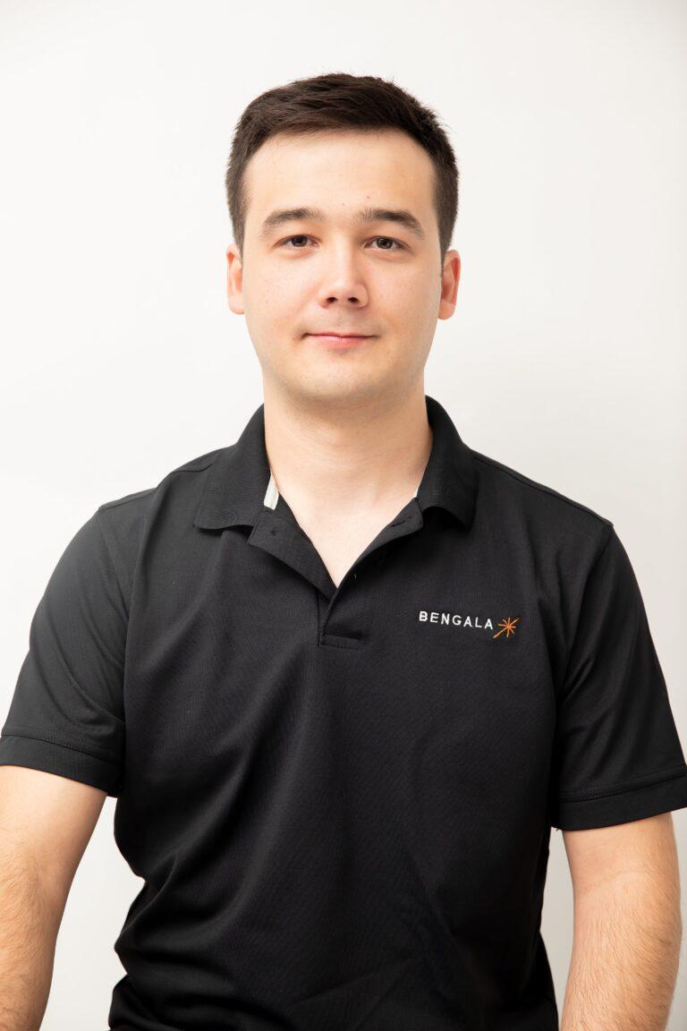 Pablo Pérez  Back-End Dev. & Founder