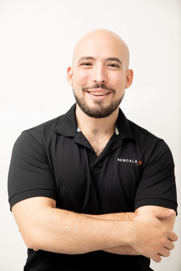Alberto Cantú  CEO & Founder